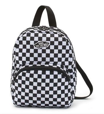 Vans Рюкзак WM GOT THIS MINI BAC Black/White Che VA3Z7W56M