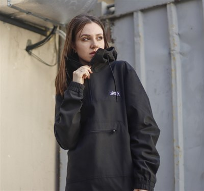 Анорак Anteater anorakcotton-black