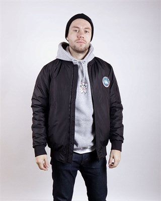Куртка Anteater Bomber-black