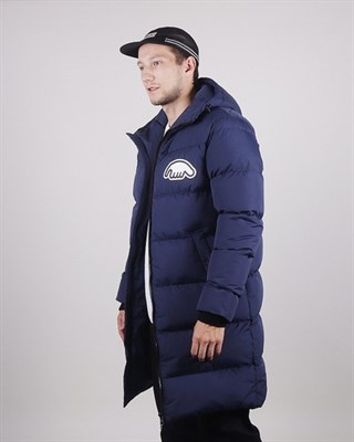 Куртка Anteater Downjacket long navy