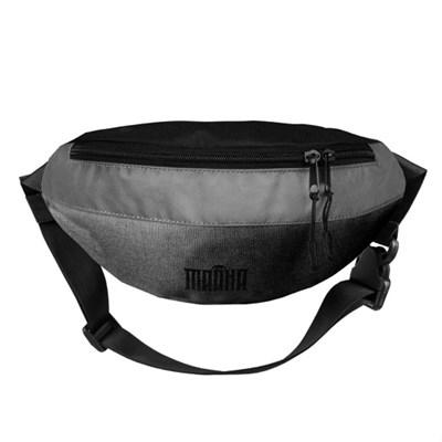 Поясная сумка LINE Черный/реф