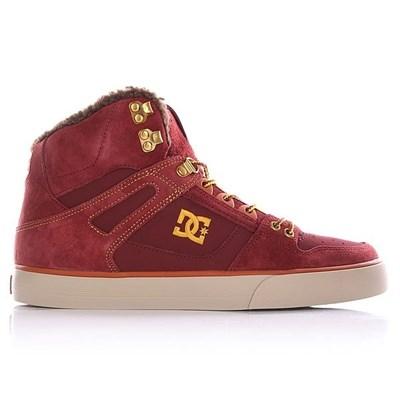 Обувь DC  Spartan Brown wheat