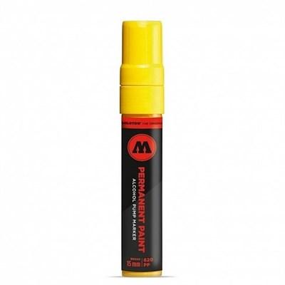 Molotow Маркер Paint 620PP 620006 желтый 15 мм