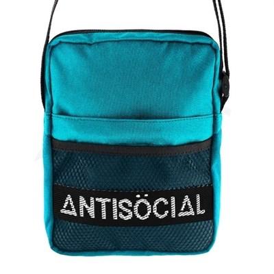 Сумка Anti Social Messenger Bag Mint