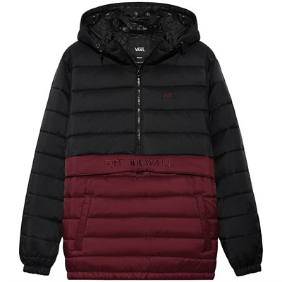 Анорак Vans MN CARLTON PUFFER AN Black/Port Royal