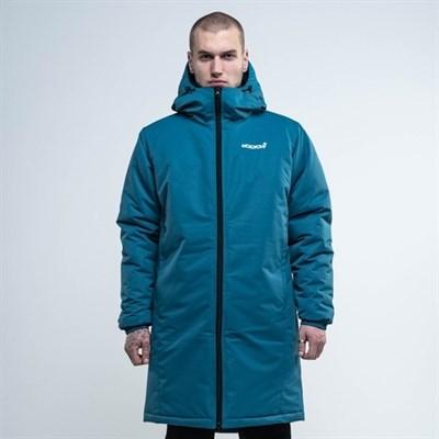Куртка Molotov Long Winter Taslan Aqua