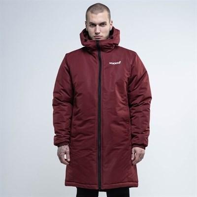 Куртка Molotov Long Winter Taslan Bordo