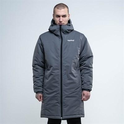Куртка Molotov Long Winter Taslan Grey