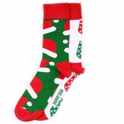 Носки Sammy Icon Socks - Mismatched - Kringle