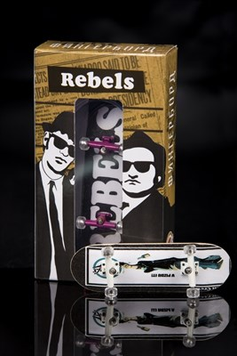ТУРБО Фингерборд Limited Rebels
