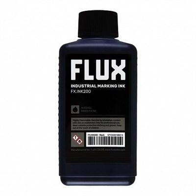 Заправка FLUX FX.INK200 черная 200мл.