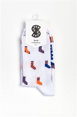 Носки SUPER SOCKS Носки с носками
