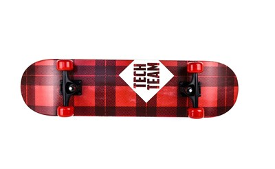 Скейтборд Tech Team Bad Boy redline