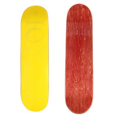Юнион Дека Team 3 yellow-yelllow medium concave