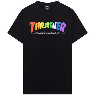 Thrasher футболка RAINBOW MAG