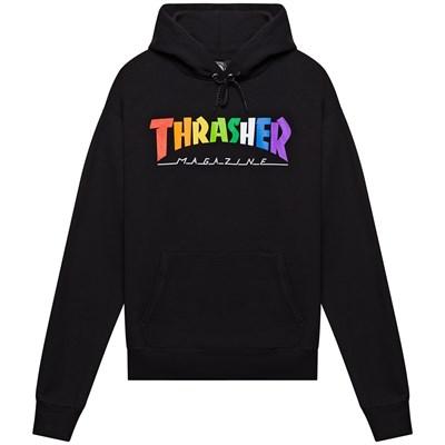 Thrasher толстовка RAINBOW MAG HOOD