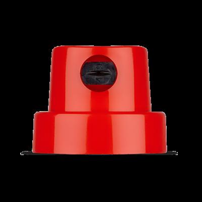 cap Calligraphy (Flat Artist 2) 9015 красный с выпуклой черной вставкой 1,5-8см