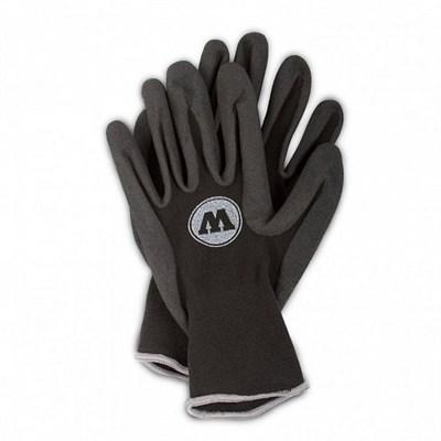 Перчатки прорезиненые черные Molotow (Protective gloves) XL 800432