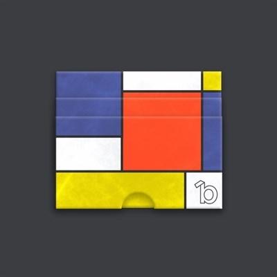 Картхолдер BUMAGA Mondrian
