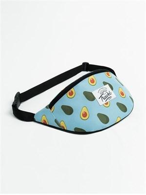 Travel поясная сумка avocado blue