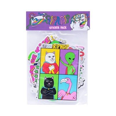 Наклейки RIPNDIP Summer 21 Sticker Pack