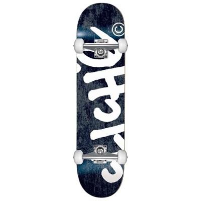 Скейт в сборе Cliche Handwritten Yth FP  Black 7