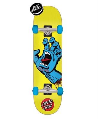 Скейт в сборе Santa Cruz Screaming Hand Mini Sk8 Completes 7.75in x 30.00in