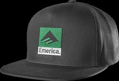 Бейсболка Emerica Classic Snapback - black