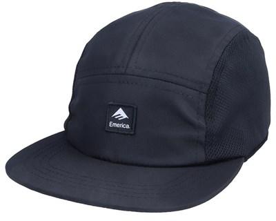 Бейсболка Emerica Logo Patch Camper - black