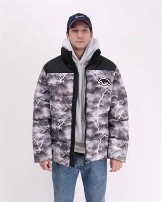 Куртка ANTEATER Downjacket-Grey-Sky