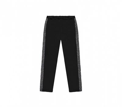 Волчок Спортивные брюки BLACK METAL черный