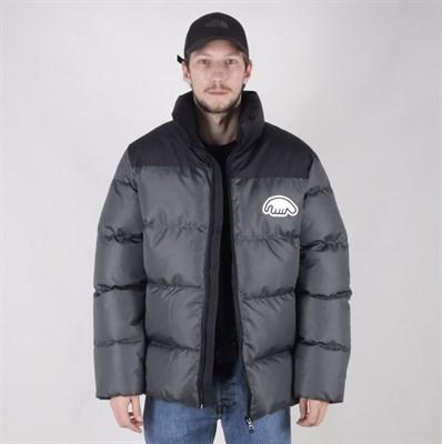 Куртка ANTEATER Downjacket-Combo-Grey