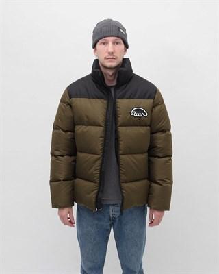Куртка ANTEATER Downjacket-Combo-Haki
