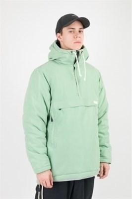 Куртка-Анорак зимняя Chrome 3 Мятный Микрофибра