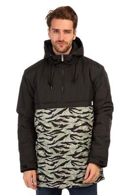 Анорак TRUESPIN Fishtail Anorak (Черный (Black/Camo)