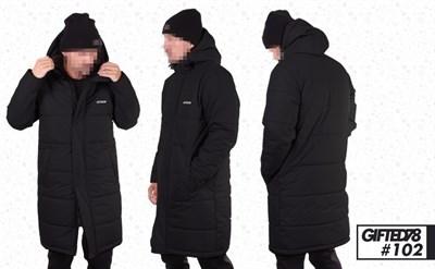 "Куртка ""GIFTED"" Winter18/102 черный"
