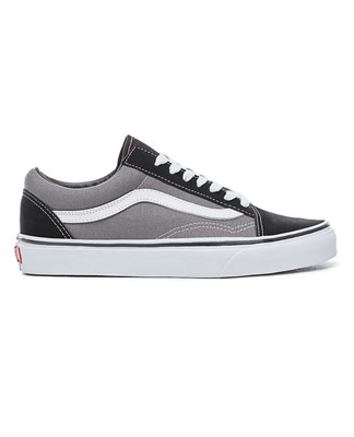 VANS Кеды UA OLD SKOOL VKW6HR0 Black/Pewter