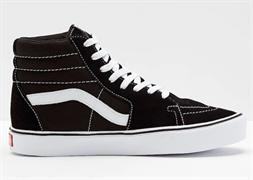 Обувь Vans SK8-Hi Lite sued black white VN0A2Z5YIJU