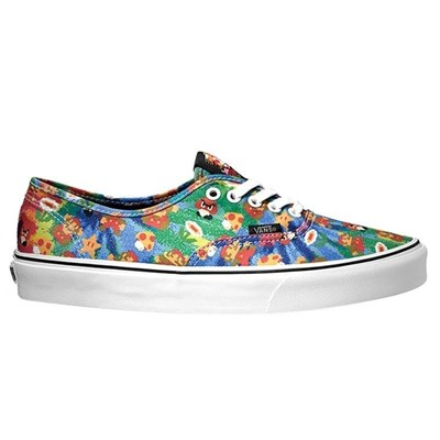 Обувь Vans Nintendo Authentic Super Mario VN0004MLJPA