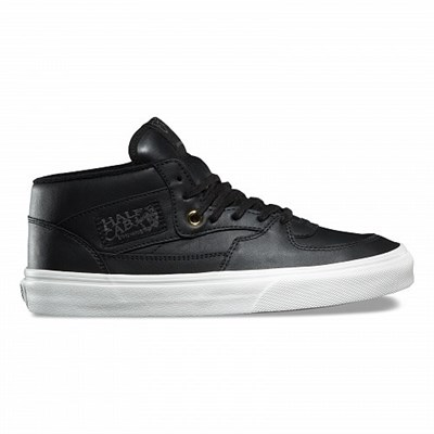 VANS Кеды UA HALF CAB DX (Leather) bl