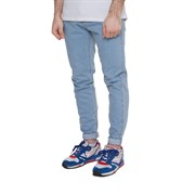 Джинсы ЗАПОРОЖЕЦ Carrot Fit Men's Denim ZAP-01R2 Light Blue