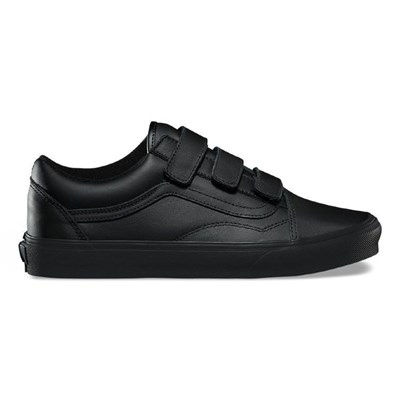 Обувь Vans UA OLD SKOOL V (MONO LEATHE