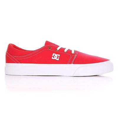 Обувь DC Trase tx red/white