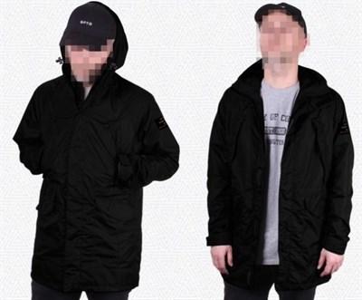 "Куртка ""GIFTED"" SS18/146 черный"