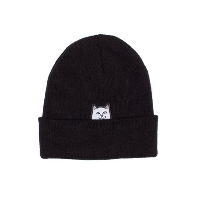 RIPNDIP Шапка Get Out Here Beanie black