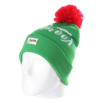 Шапка ЗАПОРОЖЕЦ Football Beanies (Зеленый (Light Green))