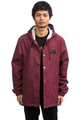 Thrasher Куртка NEW OATH COACH JACKET CARDINAL