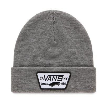 VANS Шапка VA36OJHTG BY MILFORD BEANIE BO Heather Grey