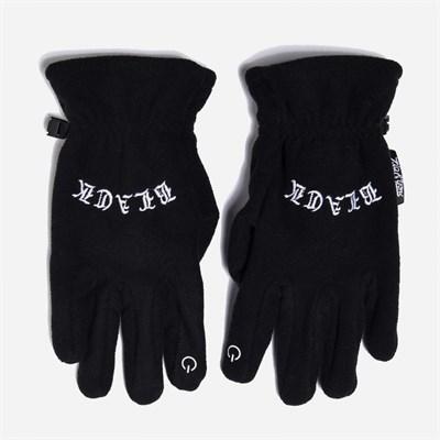 Перчатки ZIQ&YONI GL-BLKLOGOAW-BLK