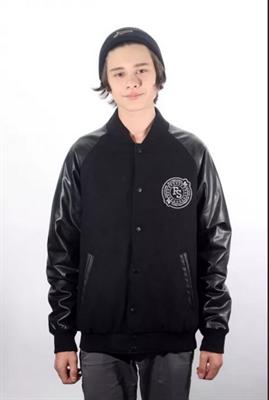 Куртка Footwork тренерка черная